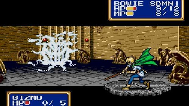 Shining Force Mega Drive