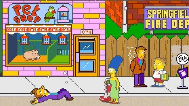 Jogo The Simpsons