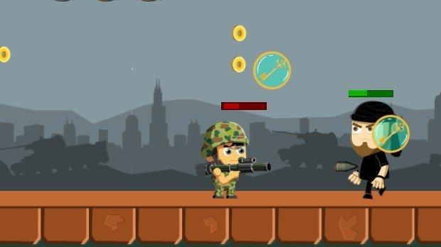Jogo Soldiers Combat