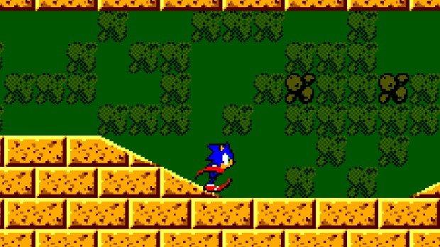 Jogo Sonic 2