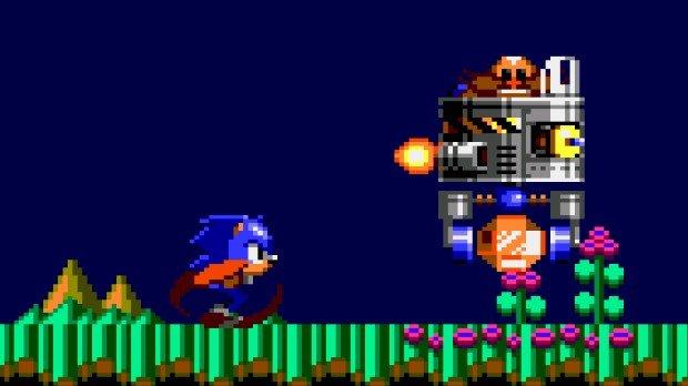 Jogo Sonic Chaos