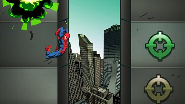 Jogo Spider Man: Green Goblin Havoc