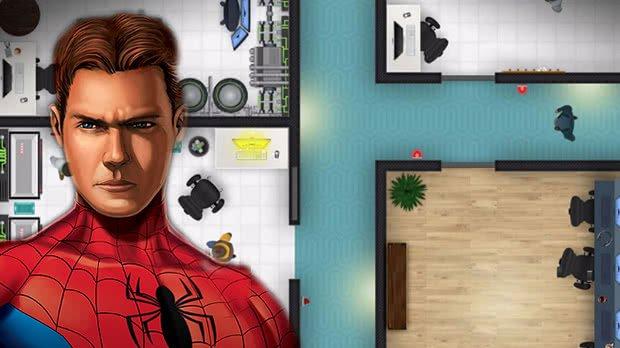 Jogo Spider-Man: Laboratory Lockdown