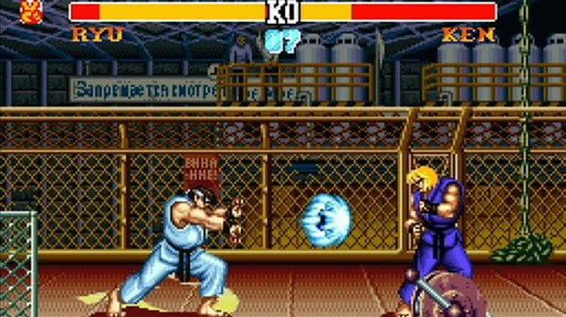 Jogo Street Fighter 2 Turbo