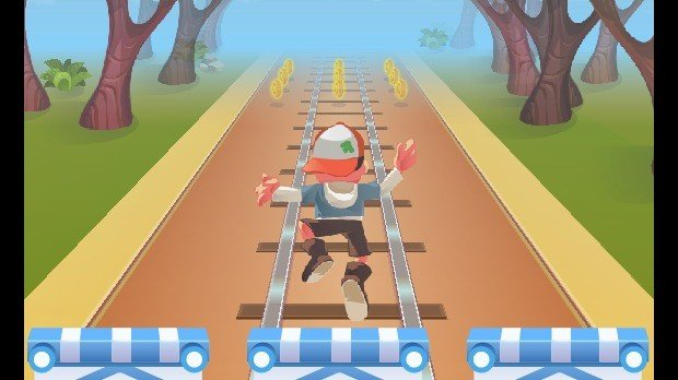 Jogo Subway Runners