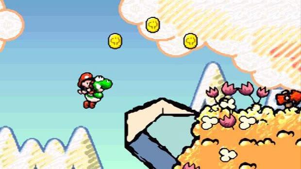 Jogo Super Mario World 2