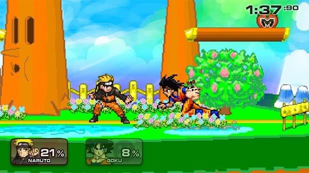 Jogo Super Smash Flash