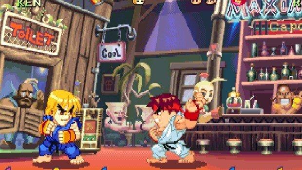Jogo Super Gem Fighter