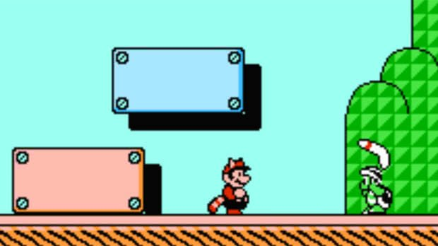 Jogo Super Mario Bros 3
