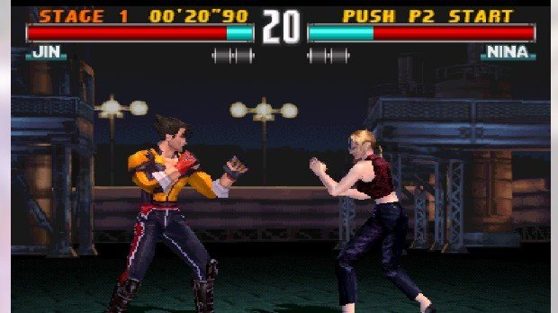 Jogo Tekken 3