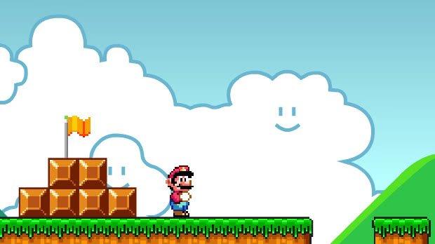 Jogo Unfair Mario
