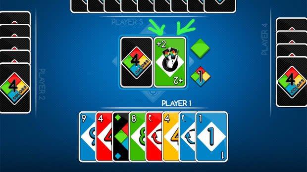 Uno - carta +2