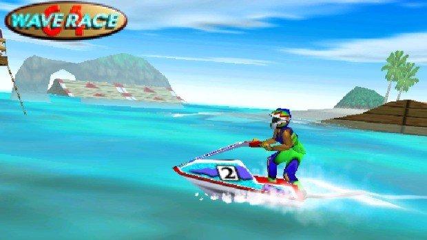 Jogo Wave Race 64