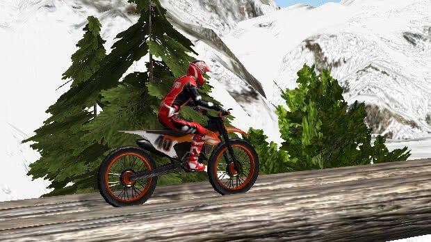 Jogo Moto Trials Winter