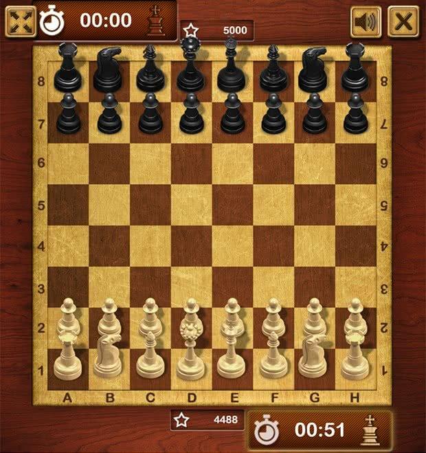 posicao pecas tabuleiro xadrez