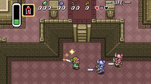Jogo Zelda: Link to the Past
