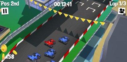 Formula Fever - screenshot 1