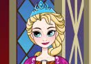 Frozen Classic Fashion Elsa