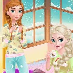 Frozen Sisters Cozy Times