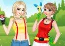 Frozen Sisters Pokémon