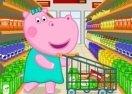 Funny Shopping Supermarket