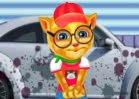 Jogar Ginger Car Cleaning
