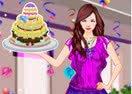 Girl on Easter