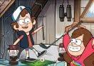 Gravity Falls: Attic Stuff Golf