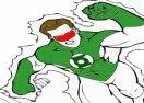 Green Lantern Coloring