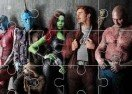 Guardians of the Galaxy Vol2 Jigsaw