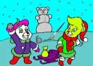 Gummi Bears Coloring