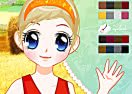 Harvest Moon Dress Up