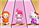 Hello Kitty Patinadora