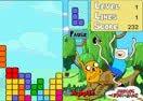 Hora de Aventura: Tetris