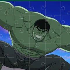 Hulk Jigsaw Puzzle