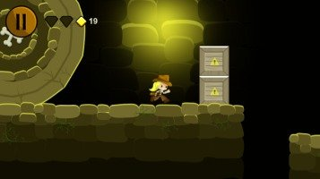 Indiara and the Skull of Gold - screenshot 1