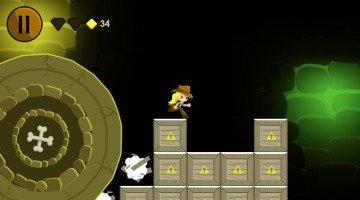 Indiara and the Skull of Gold - screenshot 3