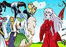 Inuyasha Characters Dress Up