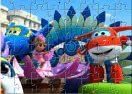 Jett and Friends Jigsaw Puzzle