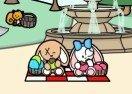 Jinx and Minx: Easter Egg Hunt