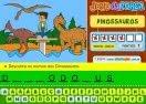 Jogo da Forca: Dinossauros