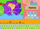 Jogo da Forca: Mapas