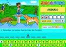 Jogos da Forca: Animais da Floresta