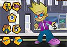 Johnny Test Dress Up