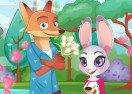 Judy's Romantic Date