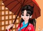 Jogar Kimono Cutie Dress Up