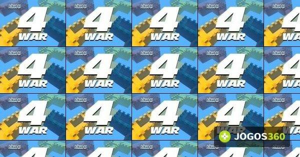 jogo kogama  war4 no jogos 360