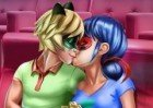 Jogar Ladybug Cinema Flirting