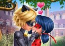 Ladybug Miraculous Kiss