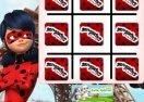 Ladybug Tic Tac Toe